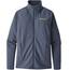 Patagonia M's R1 Full-Zip Jacket Dolomite Blue